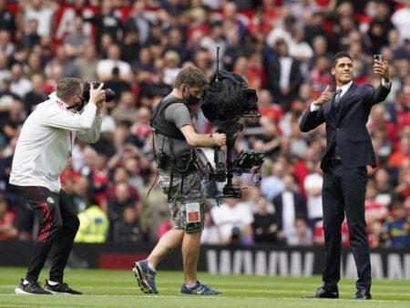 Manchester United osti monsteritopparin, joka paikkaa Paul Pogban löyhyyttä