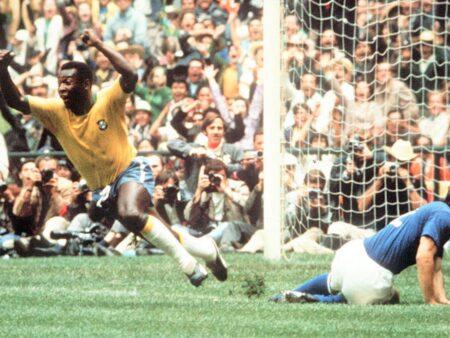 Pelé oli pelkkä silmänkääntäjä, sanoi mies, josta sikisi Petteri Sihvonen