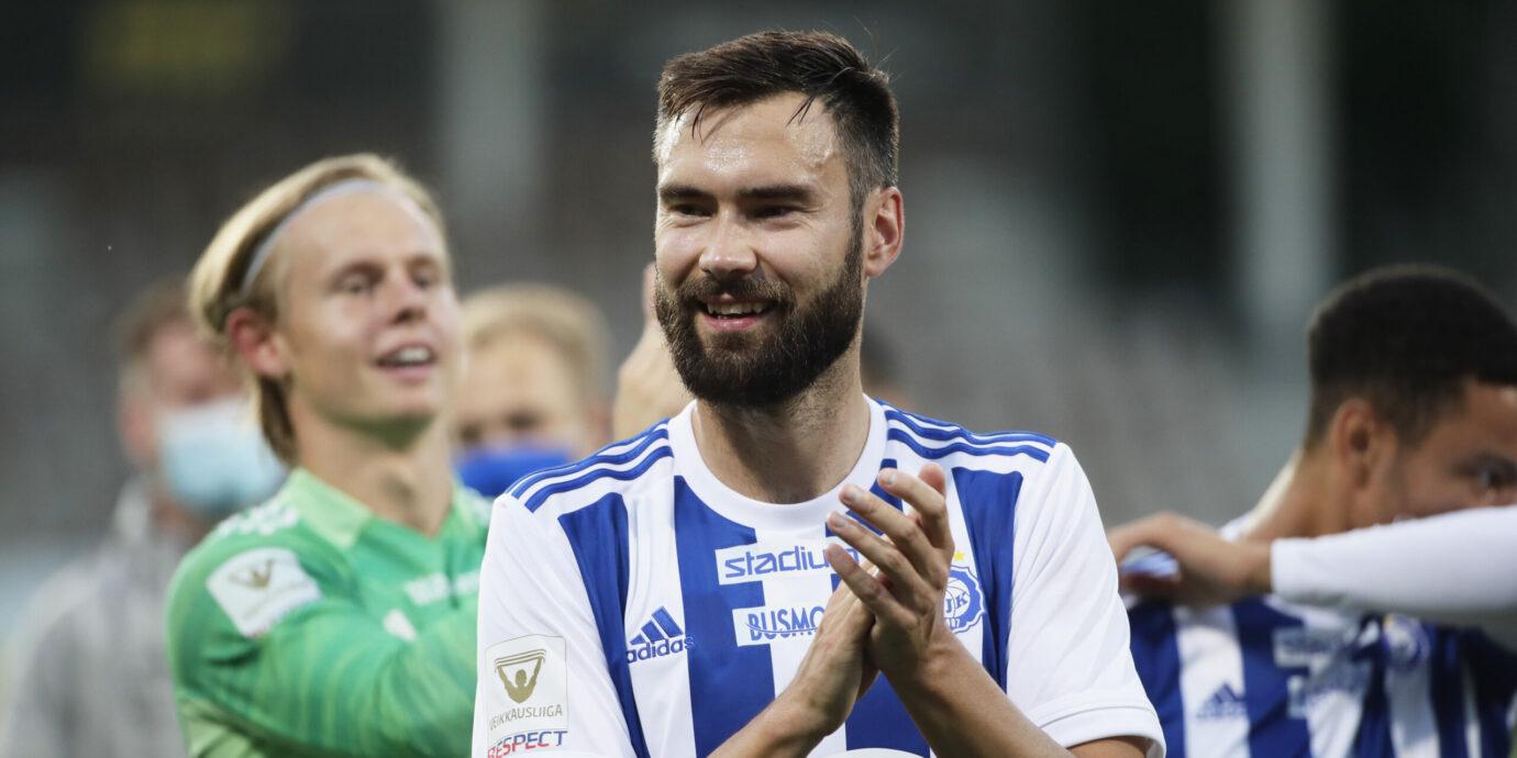 HJK ei ole saanut Tim Sparvista ja Santeri Hostikasta täyttä hyötyä