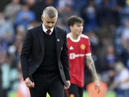 Manchester United on umpikujassa, joka pakottaa sen erottamaan Ole Gunnar Solskjærin
