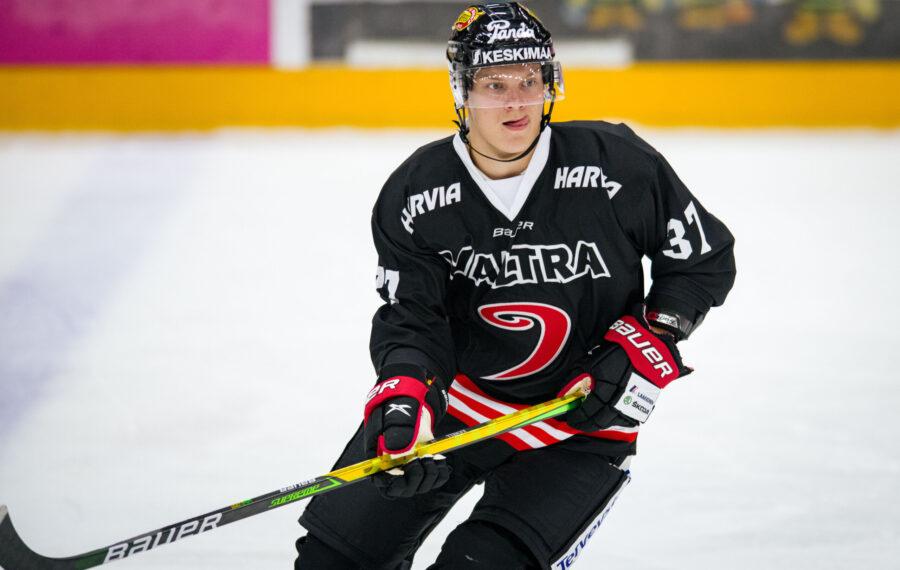 17-vuotias Joakim Kemell on suomalaisen jääkiekon uusi sensaatio